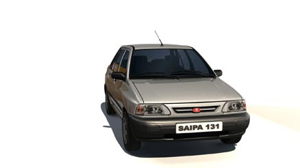 سایپا 131